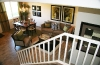 Canyon Country Solstrice Plan 3 stairs-to-living-and-dining