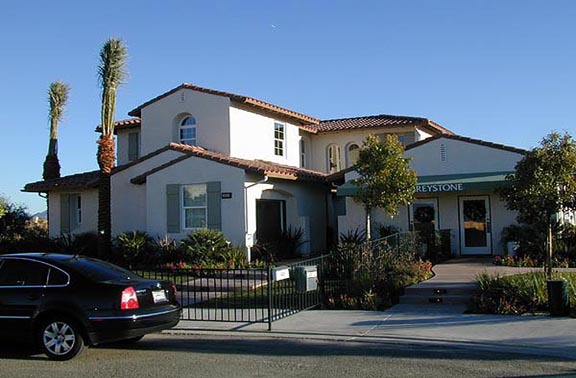 Valencia Westridge Emerald Tract Homes