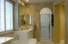 Valencia Woodlands Garland Plan 1 master bath