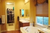Valencia Woodlands Presidio Tract Plan 1 master bath