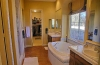 Valencia Woodlands Presidio Tract Plan 1 master bathroom
