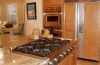 Upgraded stainless steel Viking appliances and Sub