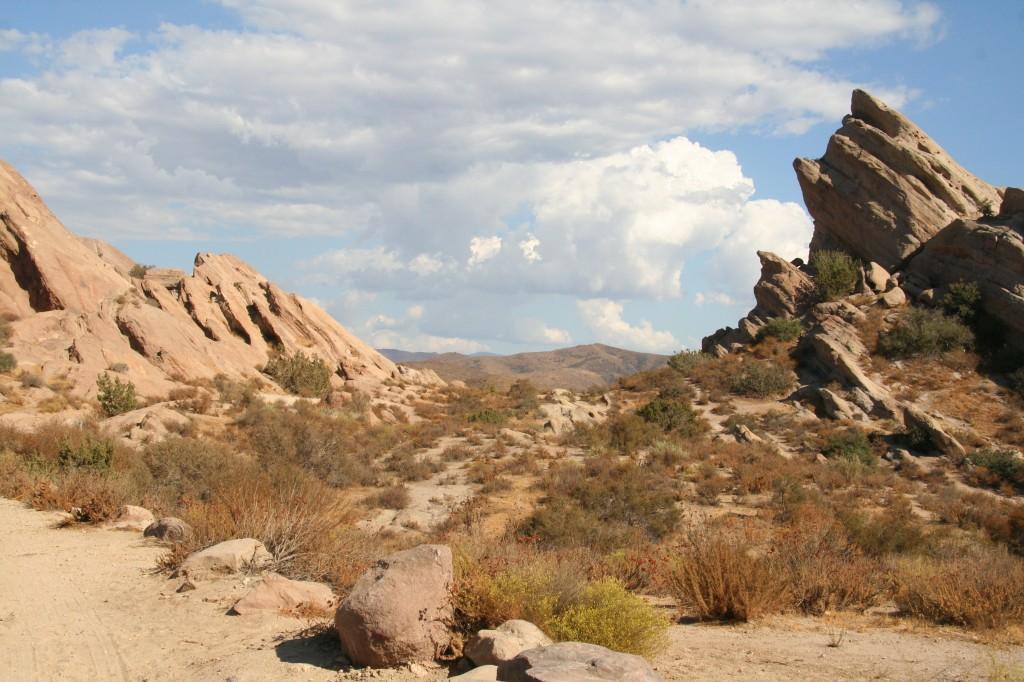 Agua Dulce - Vasquez Rocks County Park