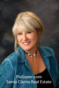 Local Santa Clarita Real Estate Agent - Pia Soper, Realtor
