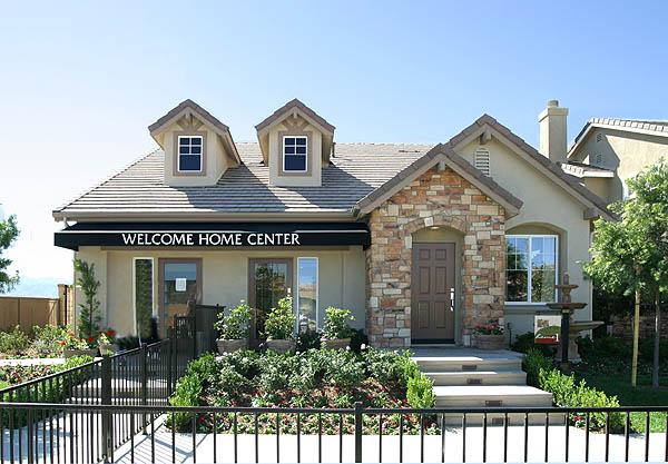 Valencia Westridge Bella Ventanas Tract Residence 1 Exterior