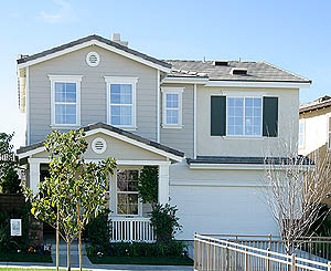 Creekside Valencia Ca home
