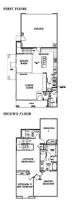 Windsor Collection Residence 3 floor plan