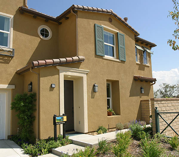 Valencia Westridge Cypress Pointe Tract Residence 3 Exterior