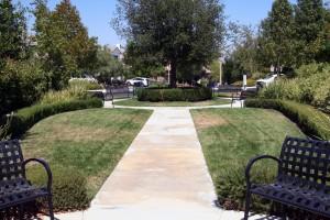 Valencia Westridge area - Bent Canyon Neighborhood green area