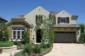 Masters tract Valencia Westridge homes for sale