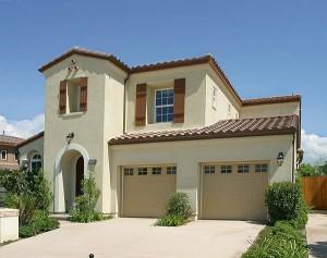Valencia Westridge Montanya Tract Residence 1 Exterior