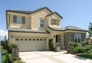 Valencia Westridge Montanya Tract Residence 2 Exterior