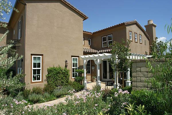 Valencia Westridge Montanya Tract Residence 3 Exterior