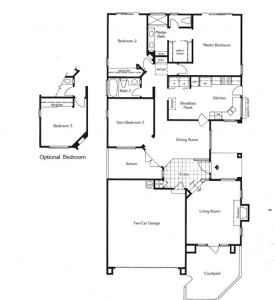 Valencia Summit San Marino Plan72 floor plan
