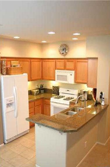 Spinnaker Point Home kitchen