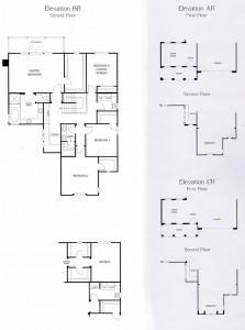 Valencia Bridgeport The Island Plan 1 second floor floor plan