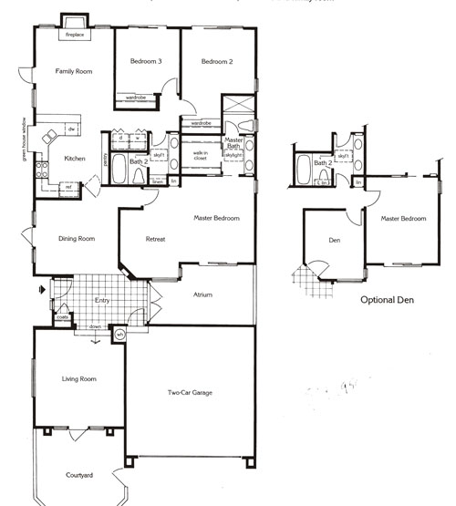 Valencia summit san marino tract homes and real estate for Summit homes floor plans
