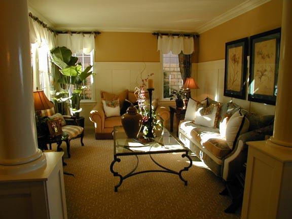 Valencia Westridge Sundance Residence 3 living room