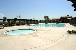 Valencia Westridge Recreation Area Pool and Spa