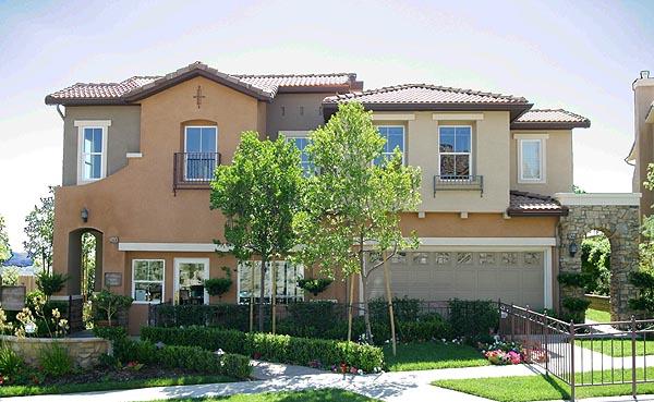 Valencia Westridge Bella Ventanes Tract Residence 1 Exterior