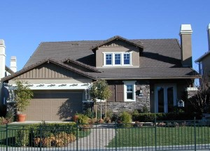 Valencia Westridge Bent Canyon Tract Residence 1 Exterior