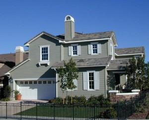 Valencia Westridge Bent Canyon Tract Residence 2 Exterior