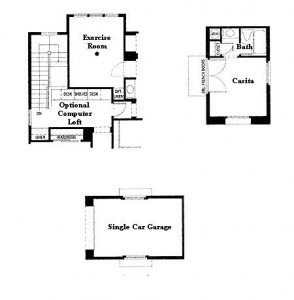 Valencia Westridge Masters Tract Residence 4 Options