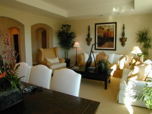 Emerald Residence 1 living room