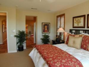 Emerald Residence 1 master bedroom