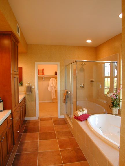 Emerald Residence 1 master bath