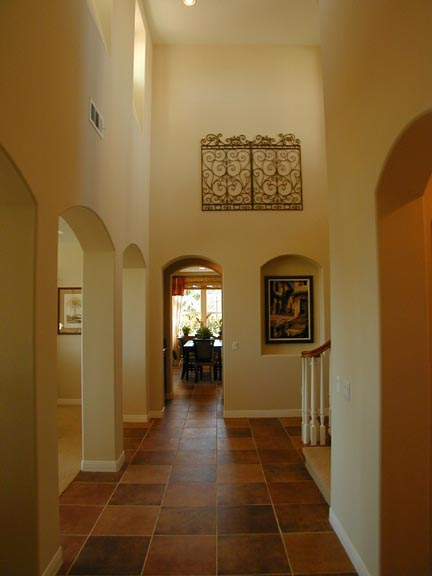 Emerald Residence 1 hallway
