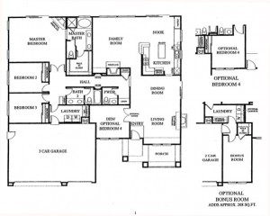 Acton Star Point Ranch Residence 2 floor plan