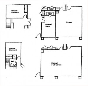 Acton Star Point Ranch Residence 5 floor plan