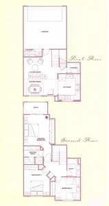 Canyon Country Solstice Tract Homes Plan 3 Floor Plan