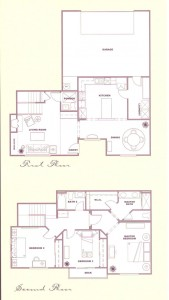 Canyon Country Solstice Tract Homes Plan 4 Floor Plan