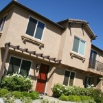 Santa Clarita town homes and condominiums