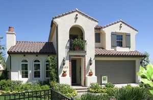 Santa Clarita executives homes