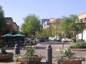Santa Clarita town center