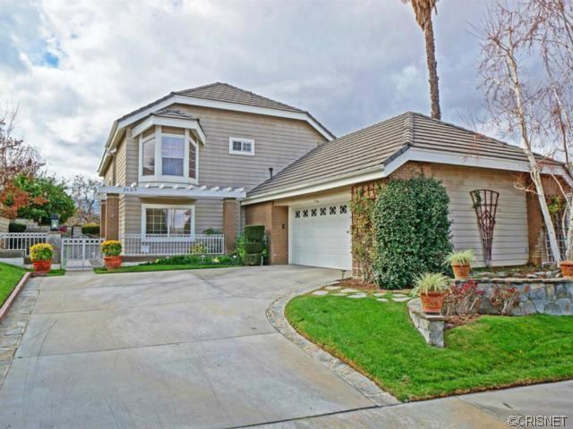 26315 Emerald Dove Drive Valencia CA