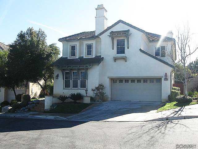 26828 Pine Cliff Place. Valencia CA. 91381